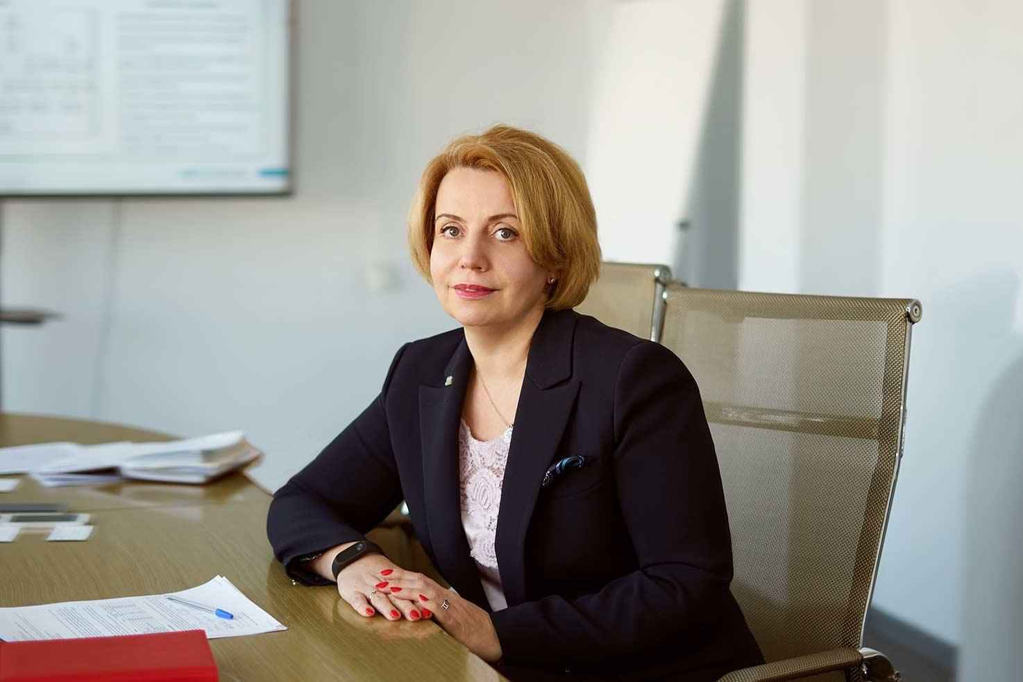 Альбина Роммель, директор по продажам CSCPharma