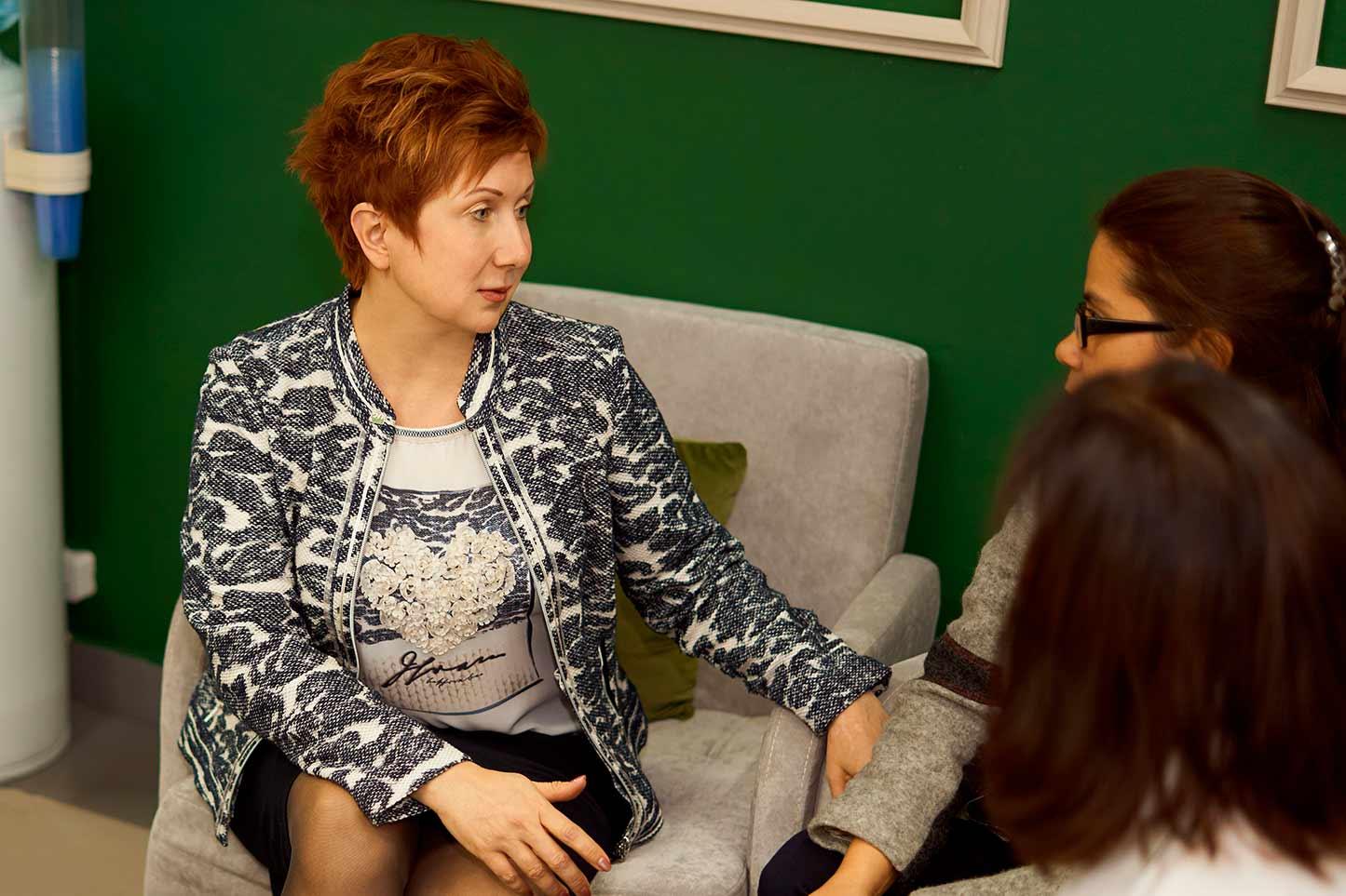 Лариса Коцерова, региональный менеджер CSCPharma