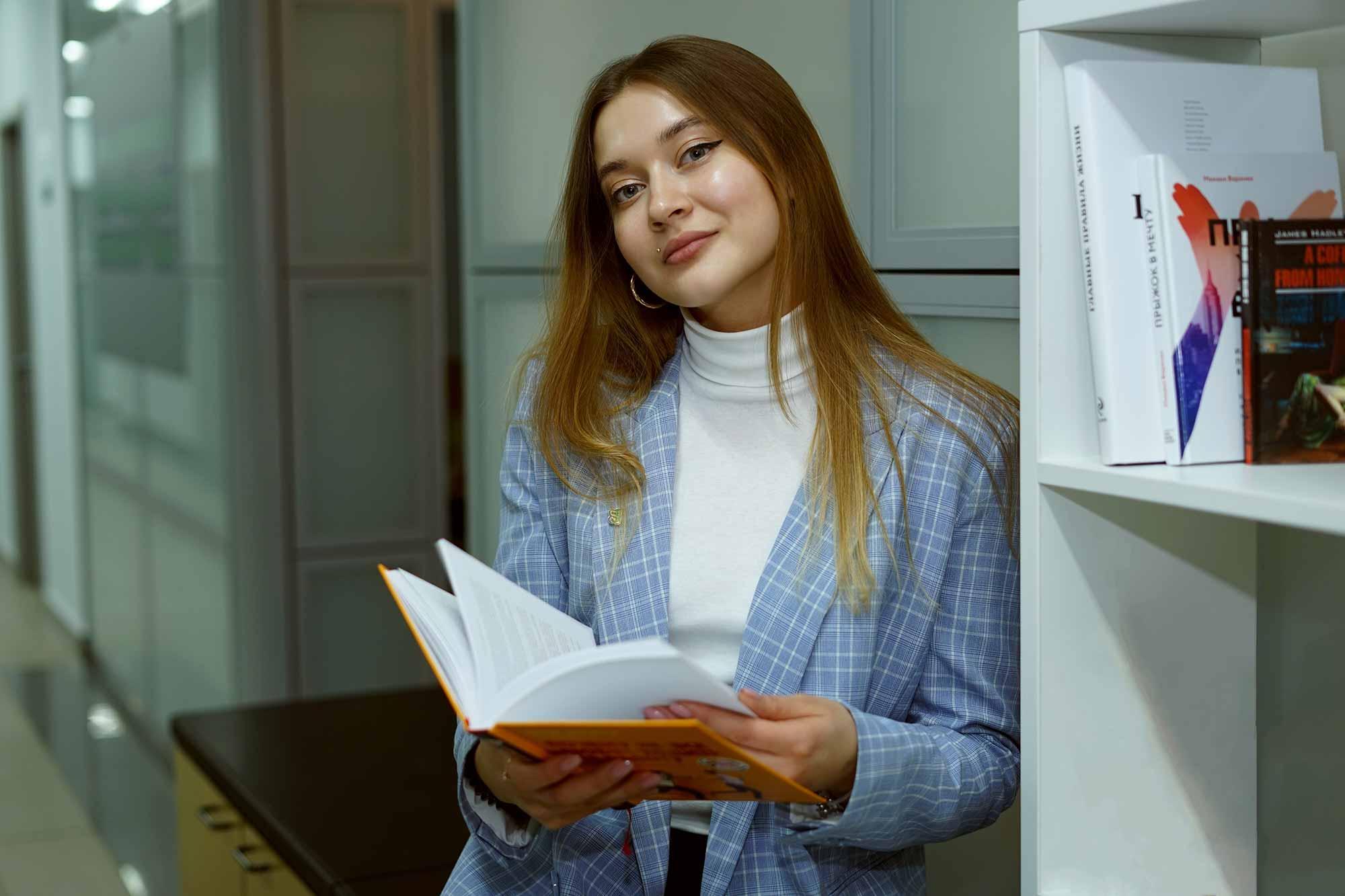 София Шаркова, менеджер коммерческого отдела CSCPharma